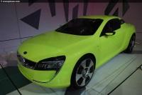 2008 Kia Kee Coupe Concept image.