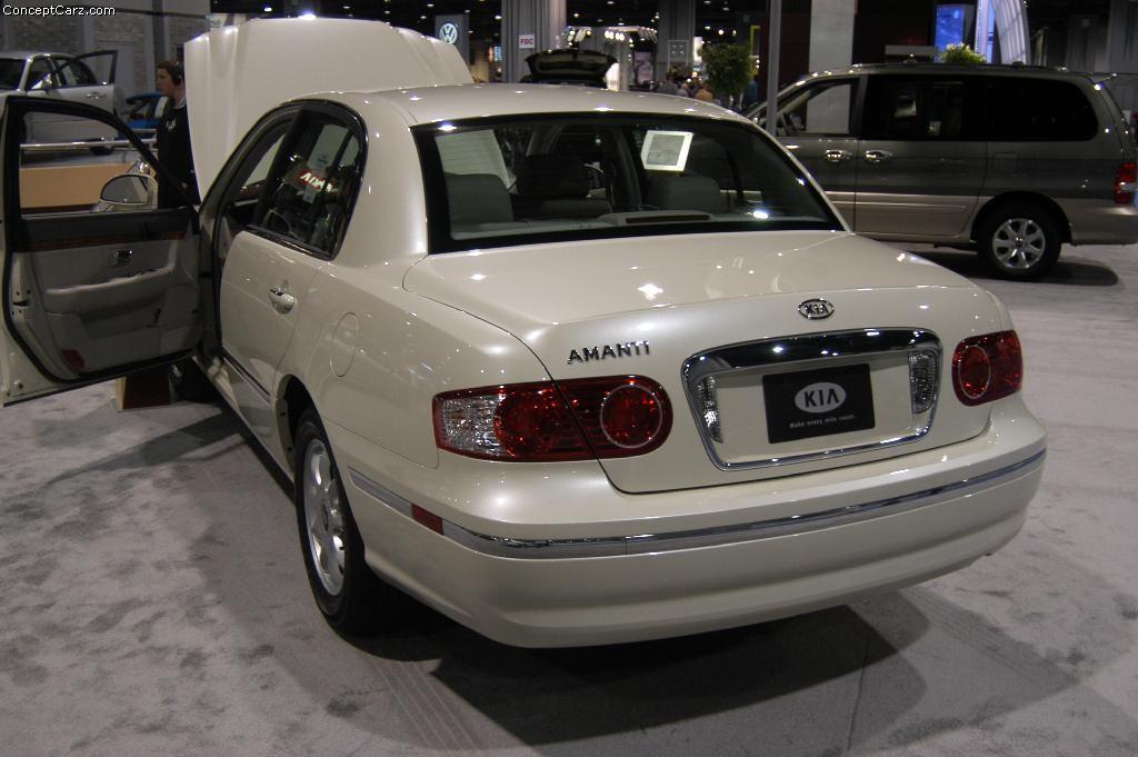 2007 Kia Amanti thumbnail image