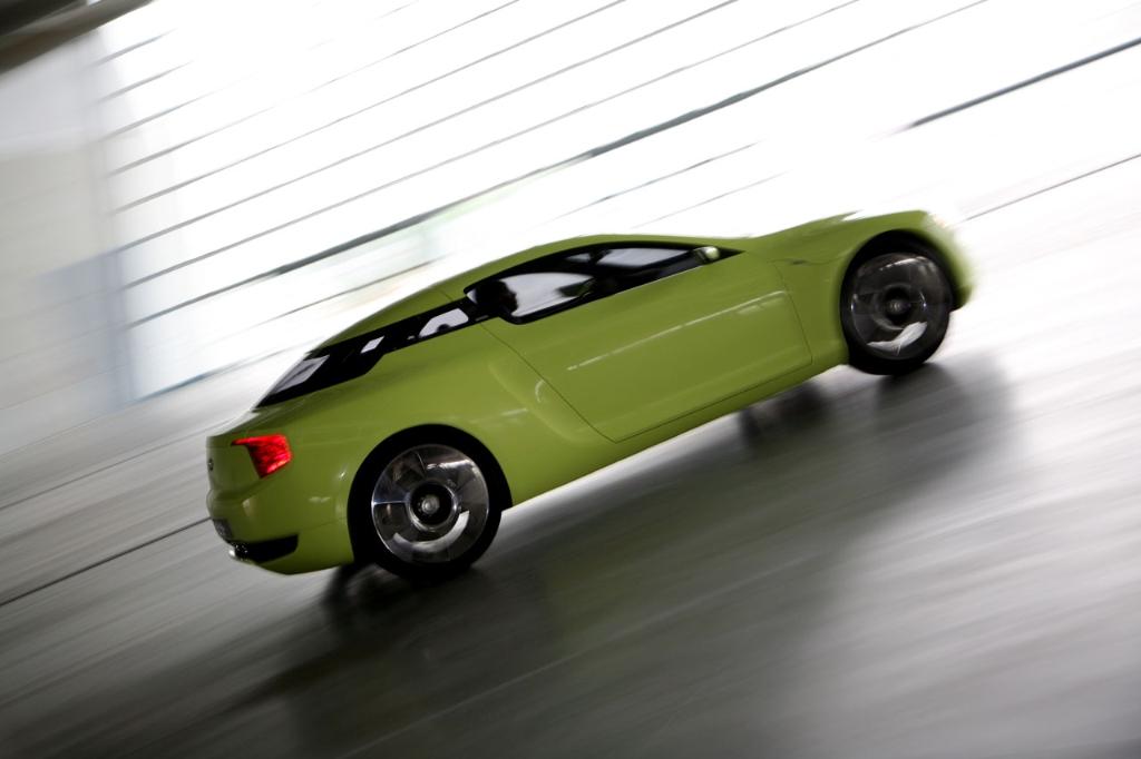 2008 Kia Kee Coupe Concept  conceptcarzcom