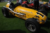 1961 Kurtis Kraft Bell Lines Silnes Champ Car image.
