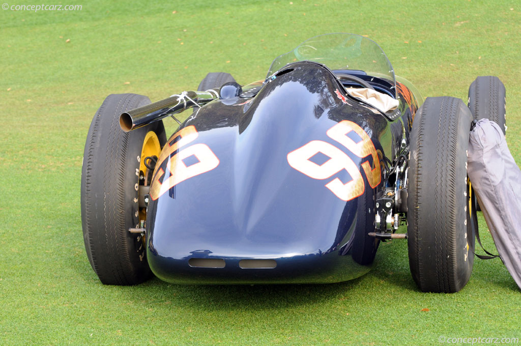 1955 Kurtis 500 Conceptcarz Com
