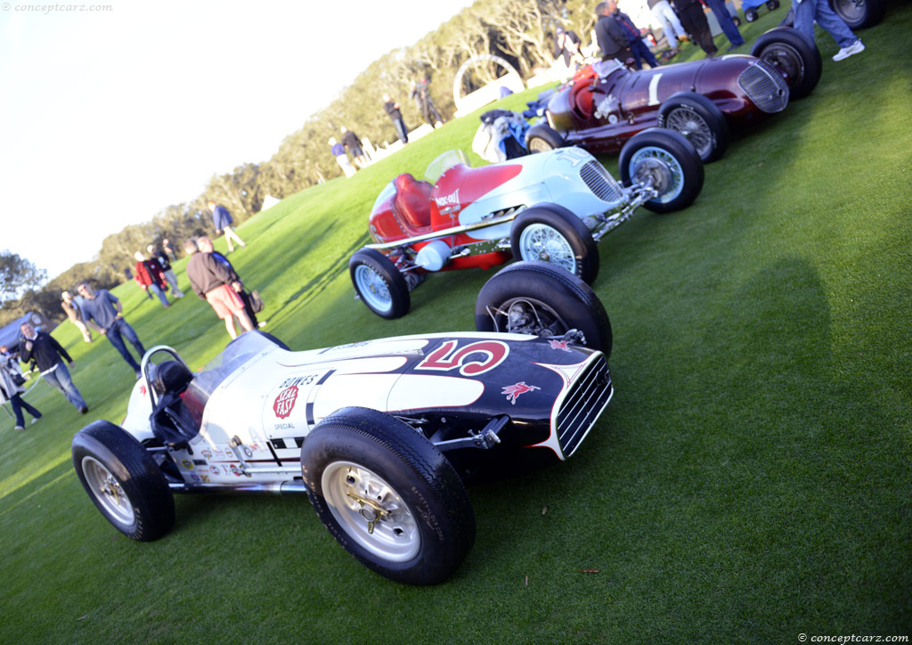 Bowes Seal Fast Indy  Race Car