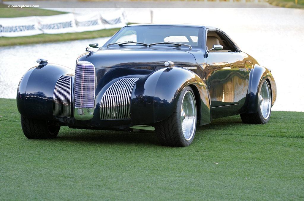 2011 Lasalle C Hawk Concept Conceptcarz Com