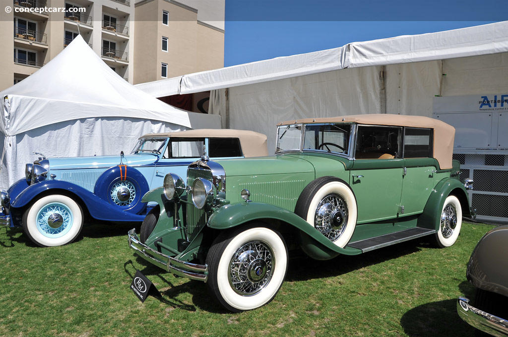 Fisher Auto Sales >> 1930 LaSalle Model 340 - conceptcarz.com