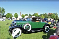 1931 LaSalle Model 345A image.