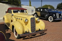 1935 LaSalle Series 50 image.