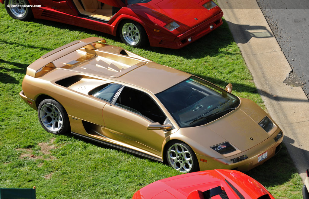 2001 Lamborghini Diablo Conceptcarz Com