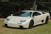 2001 Lamborghini Diablo image.