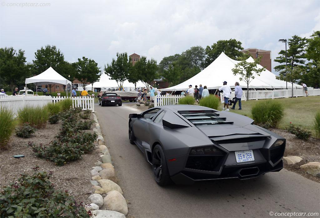 2008 Lamborghini Reventon thumbnail image