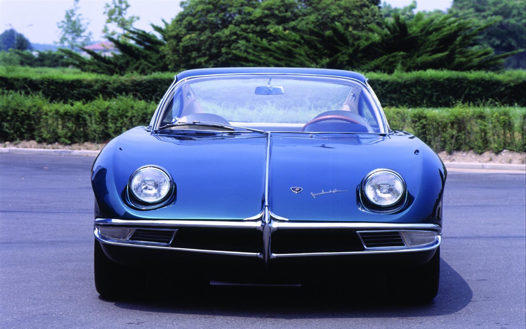 1963 Lamborghini 350 Gtv Image