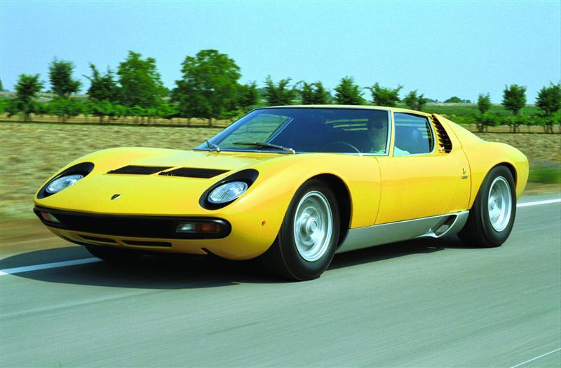 1971 Lamborghini Miura P400SV Image