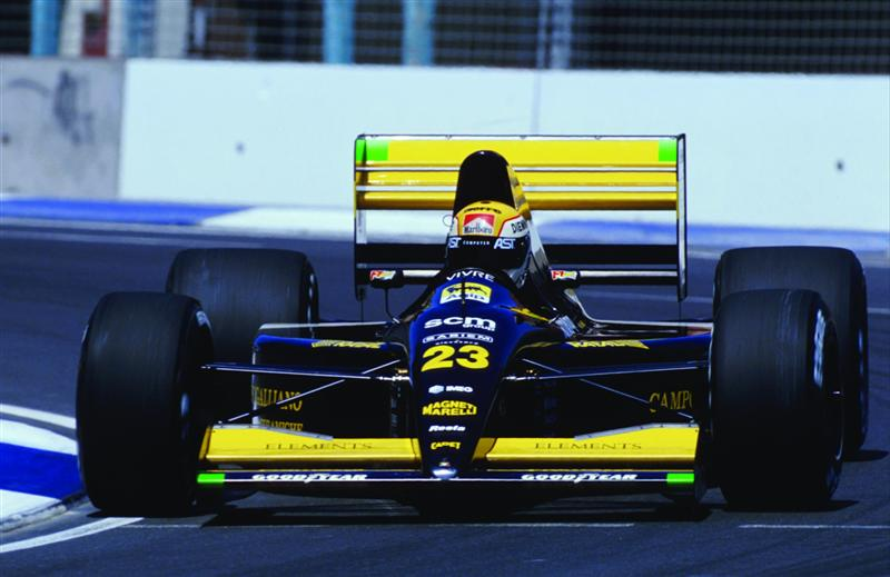 1989 Lamborghini Formula One