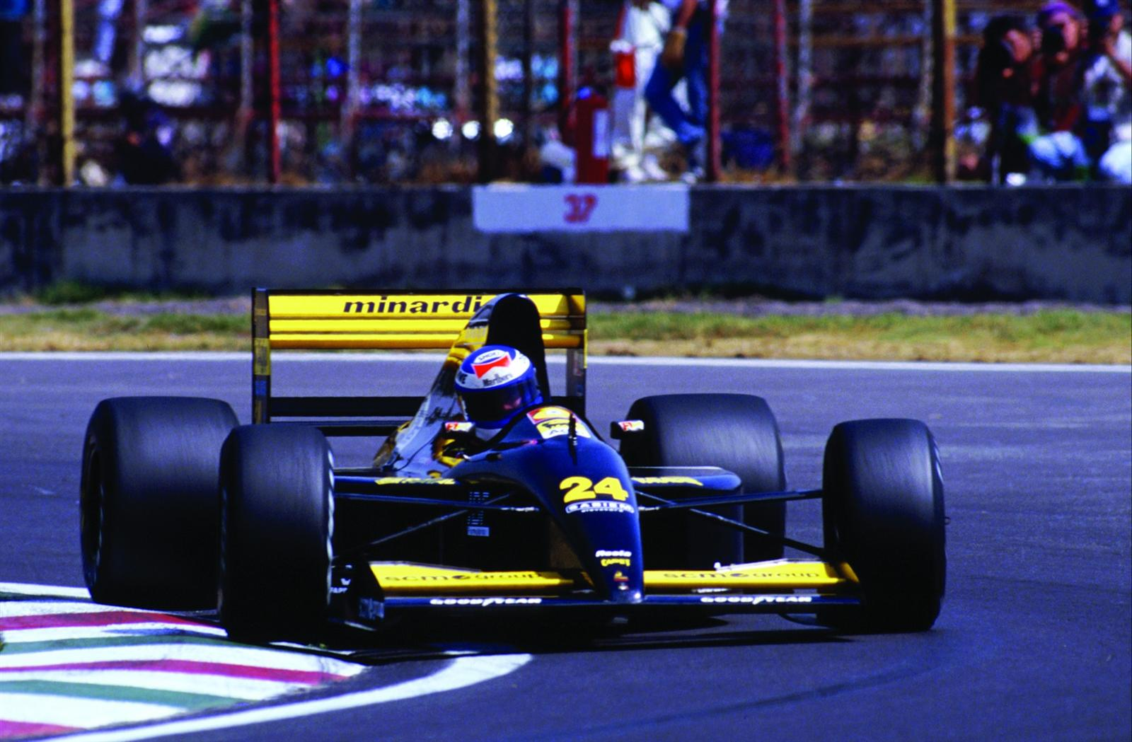 1989 Lamborghini Formula One Image