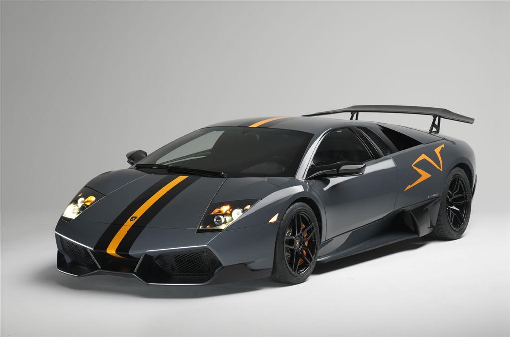 italian super sports carmaker lamborghini surprised audiences at the 2010 beijing auto show