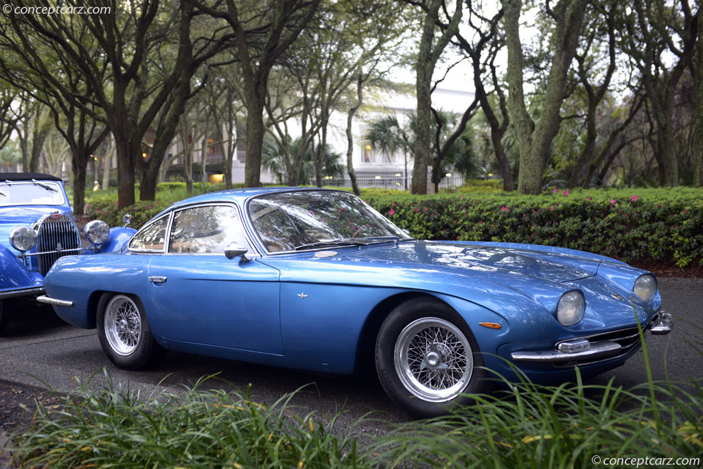 1965 lamborghini 350 gt at the amelia island concours d 39 elegance. Black Bedroom Furniture Sets. Home Design Ideas