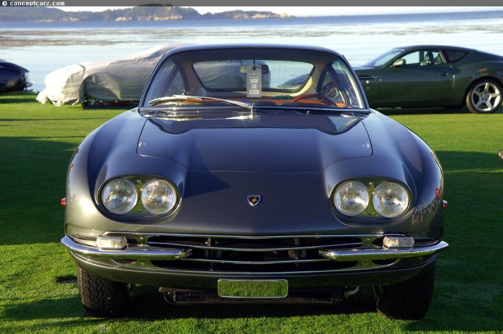 2010 Lamborghini 400 GT photo - 3