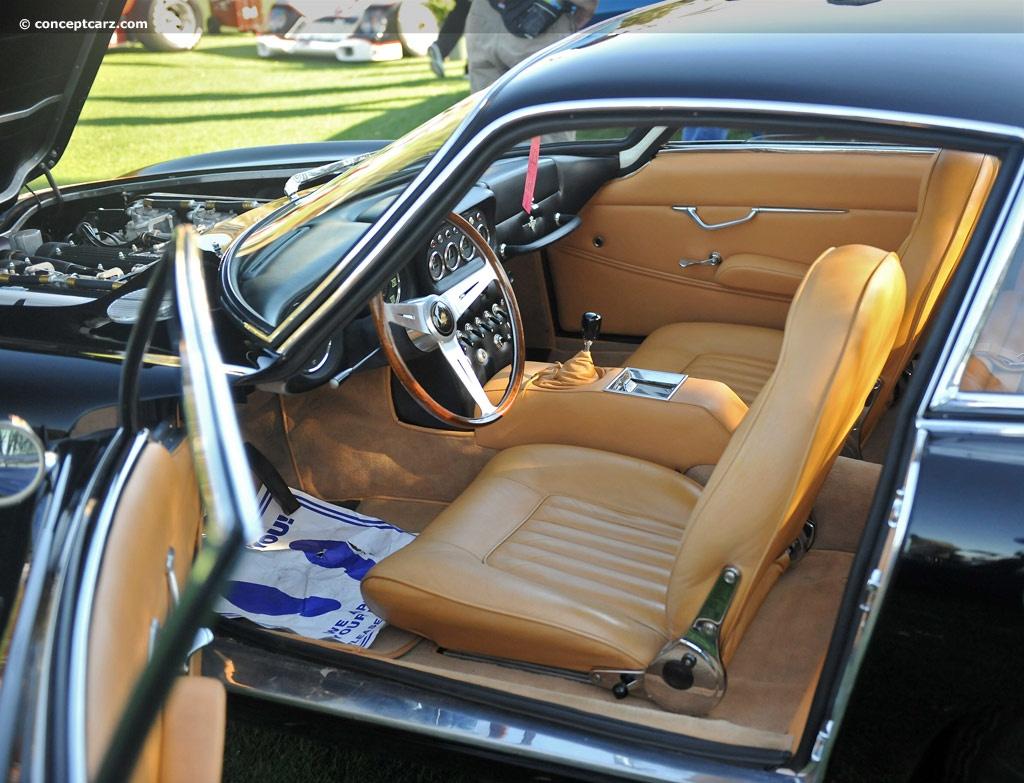 1966 Lamborghini 350gt Conceptcarz Com