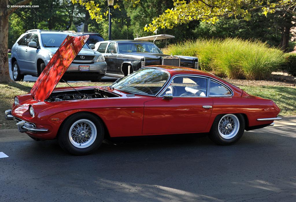 1967 Lamborghini 400 Gt Image Chassis Number 0529