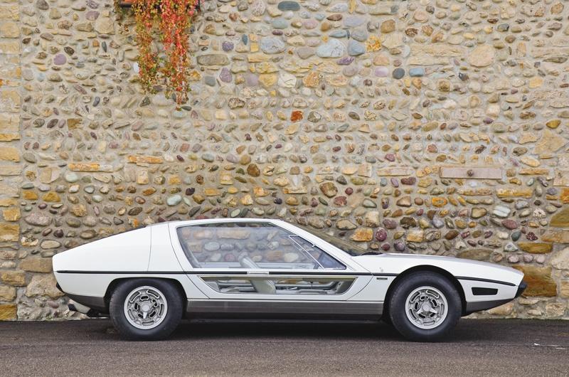 1967 Lamborghini Marzal Concept Image