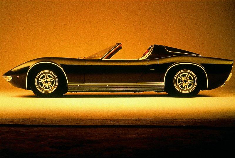 1968 Lamborghini Miura Pictures History Value Research News Conceptcarz Com