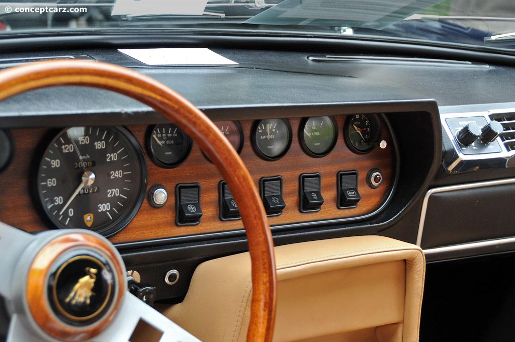 1969 Lamborghini Islero 400 Gt S Conceptcarz