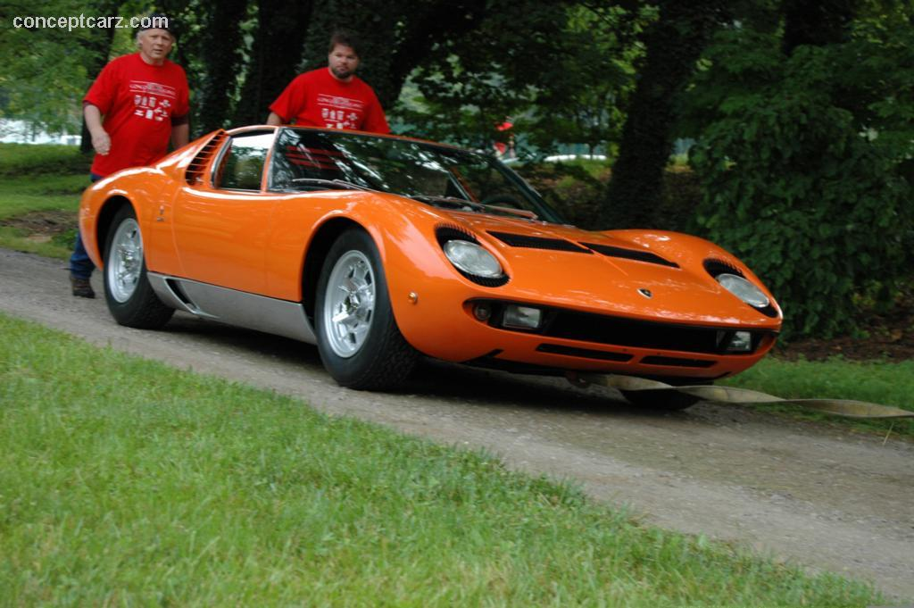 2018 lamborghini miura. perfect lamborghini note the images shown are representations of the 1969 lamborghini miura  intended 2018 lamborghini miura