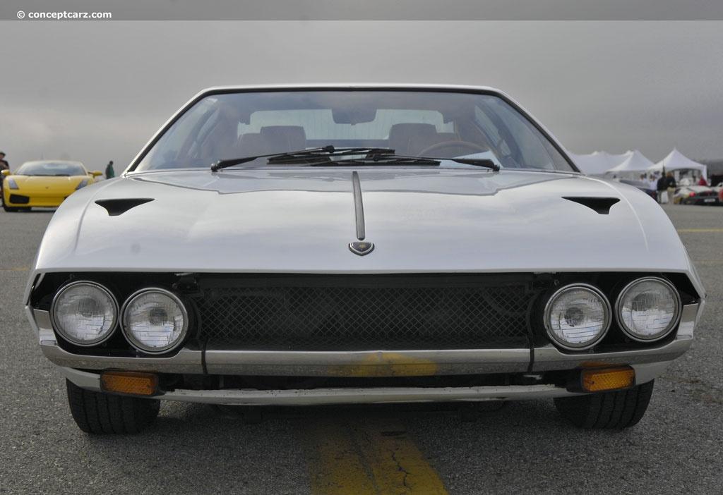 Auction Results And Data For 1970 Lamborghini Espada Conceptcarz Com