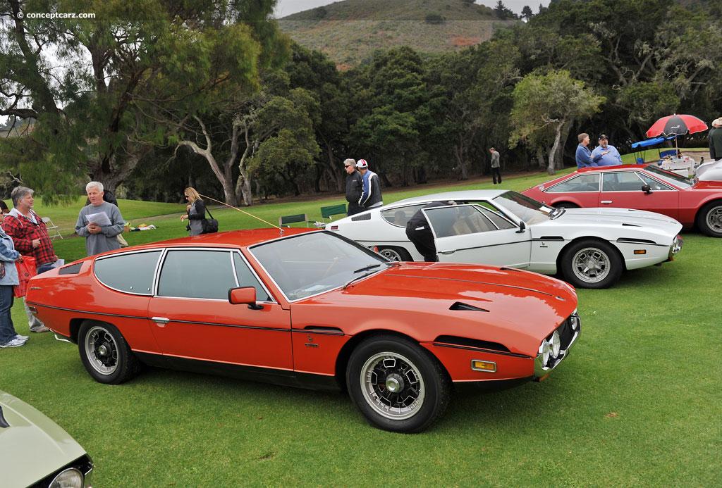 1972 Lamborghini Espada 400 Gte Pictures History Value