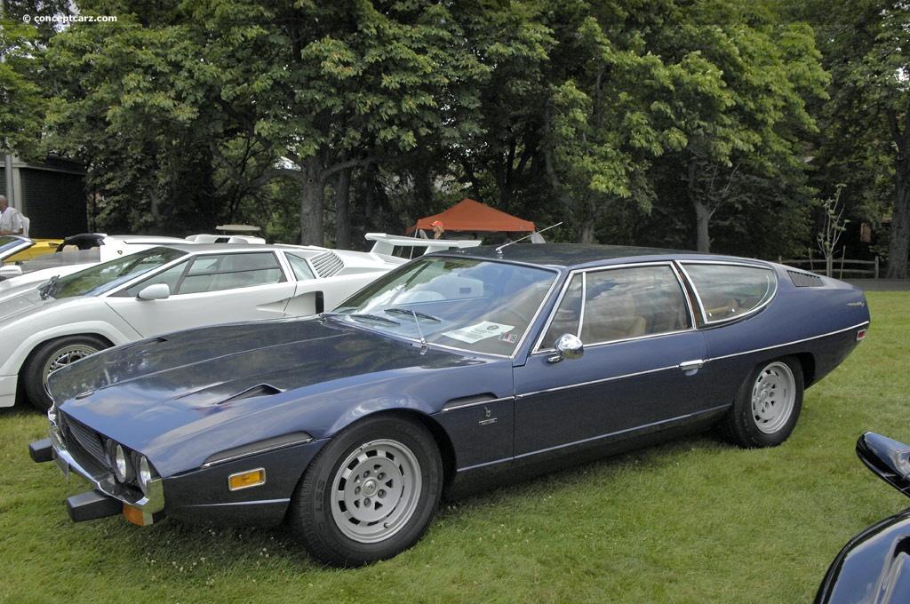 1973 Lamborghini Espada 400 Gt Conceptcarz Com