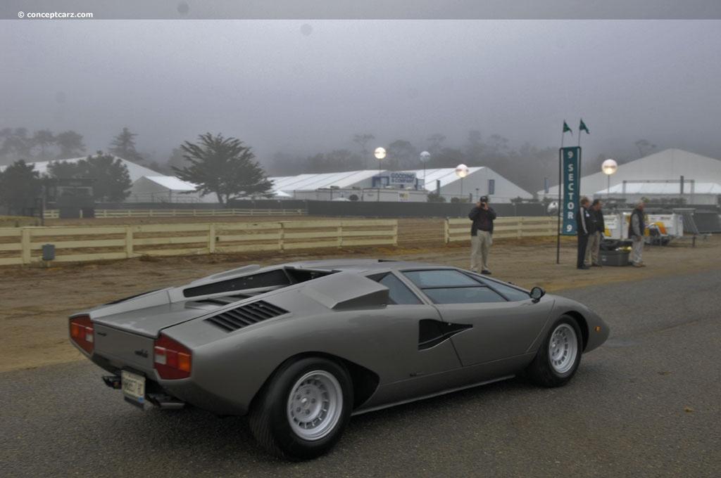 Piedmont Auto Sales >> 1977 Lamborghini Countach LP400 - conceptcarz.com