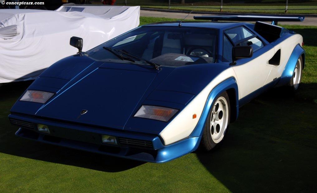 1979 Lamborghini Countach Lp400s Image
