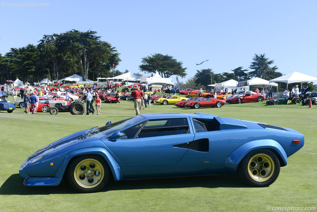 Auction Results And Data For 1979 Lamborghini Countach