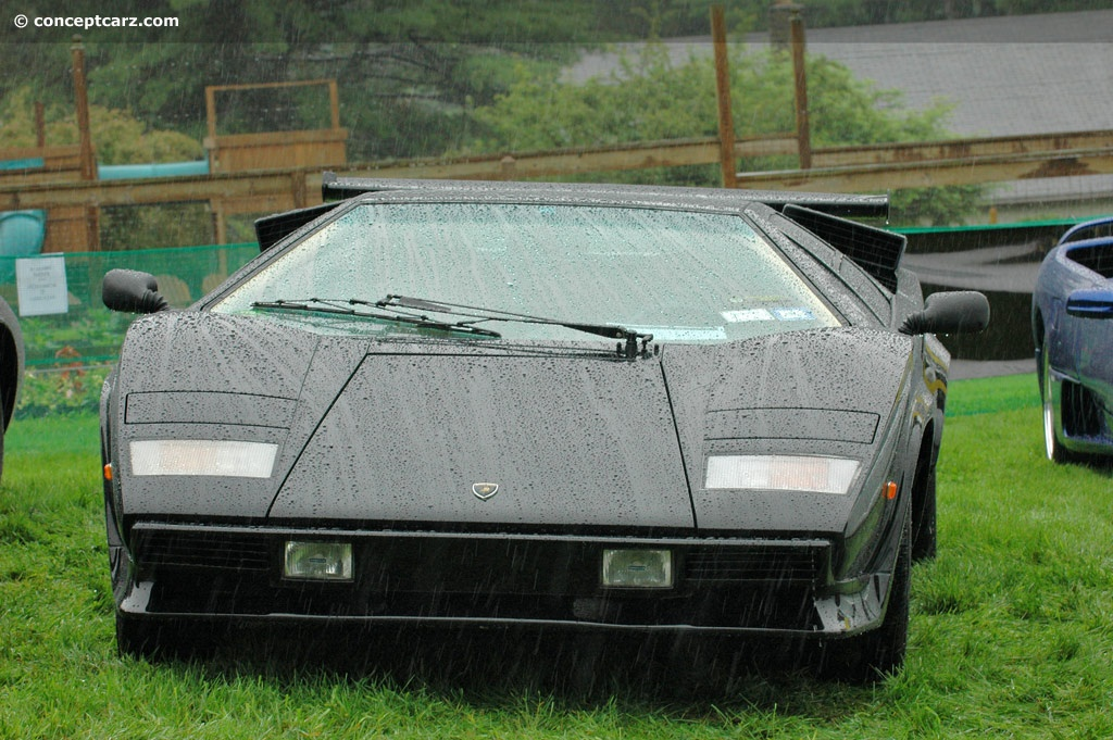 1983 lamborghini countach lp500s technical specifications and data engine dimensions and. Black Bedroom Furniture Sets. Home Design Ideas