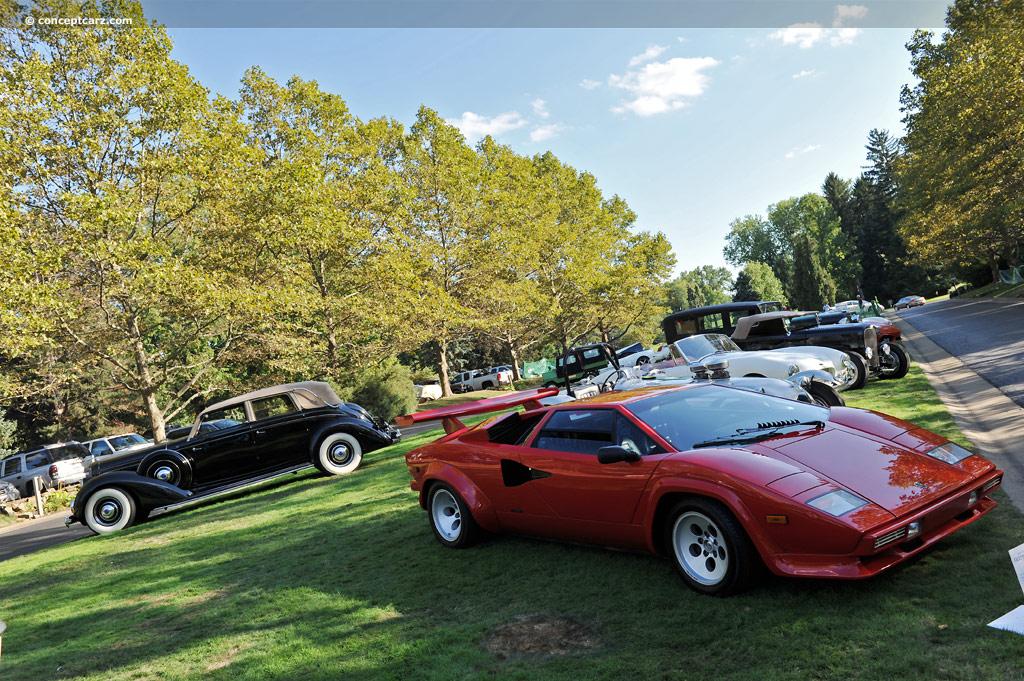 1984 Lamborghini Countach Gallery