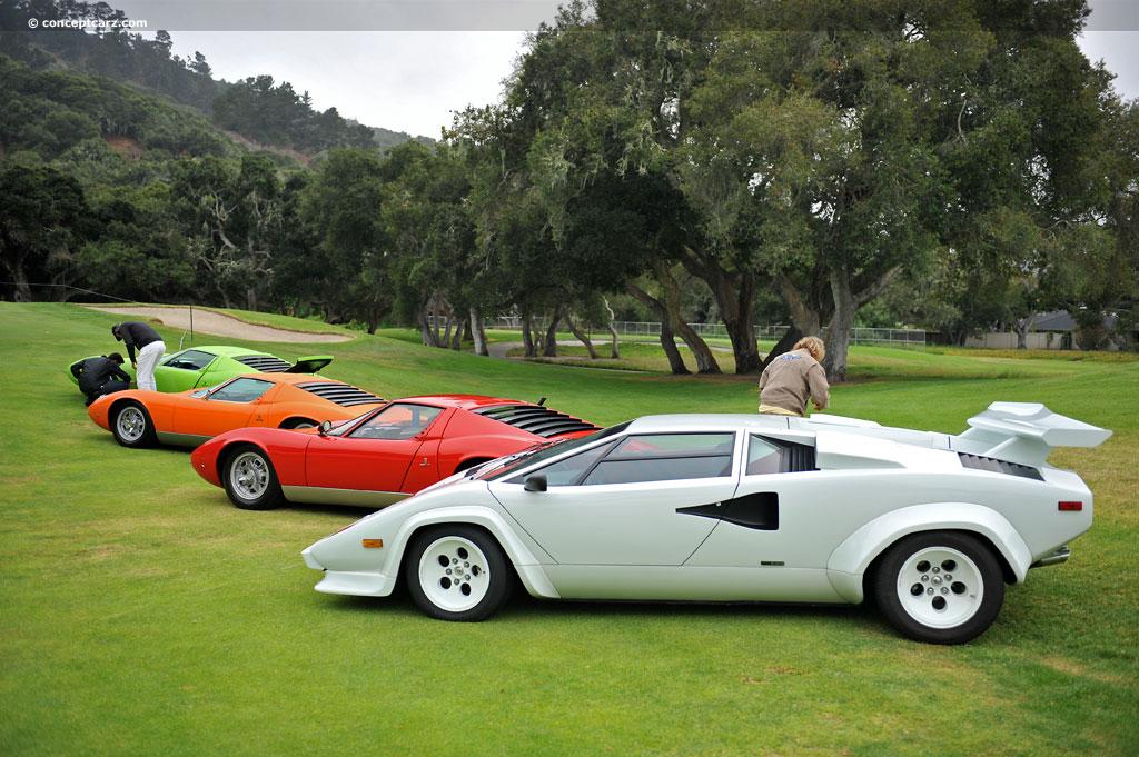 1984 Lamborghini Countach Image