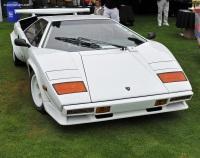 1984 Lamborghini Countach image.