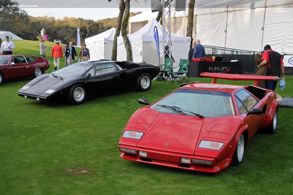 1985 Lamborghini Countach Conceptcarz Com