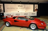 1986 Lamborghini Countach image.