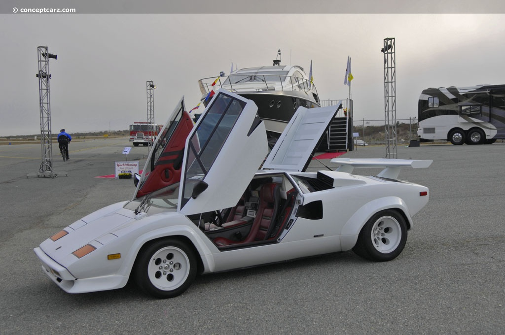 1982 lamborghini countach lp 500 pictures history value research news. Black Bedroom Furniture Sets. Home Design Ideas