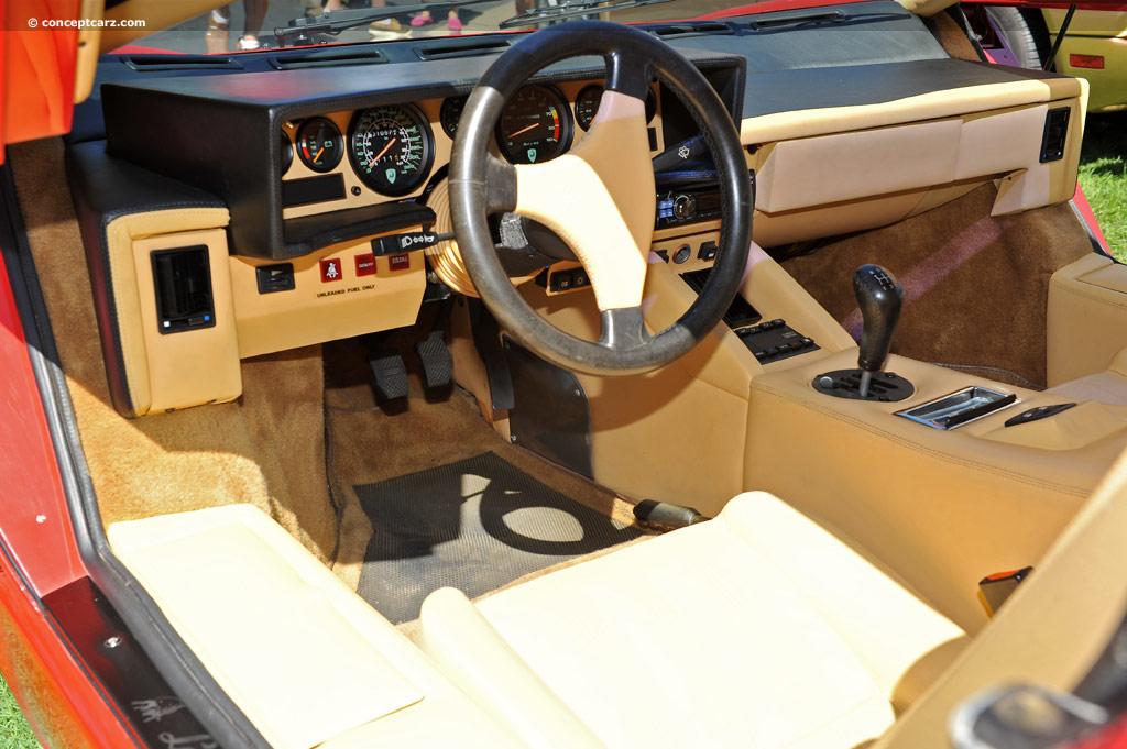 1989 lamborghini countach 25th anniversary. Black Bedroom Furniture Sets. Home Design Ideas