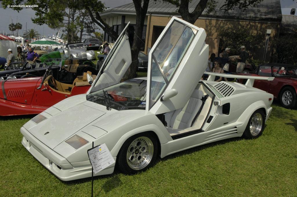 1989 Lamborghini Countach 25th Anniversary Conceptcarz Com