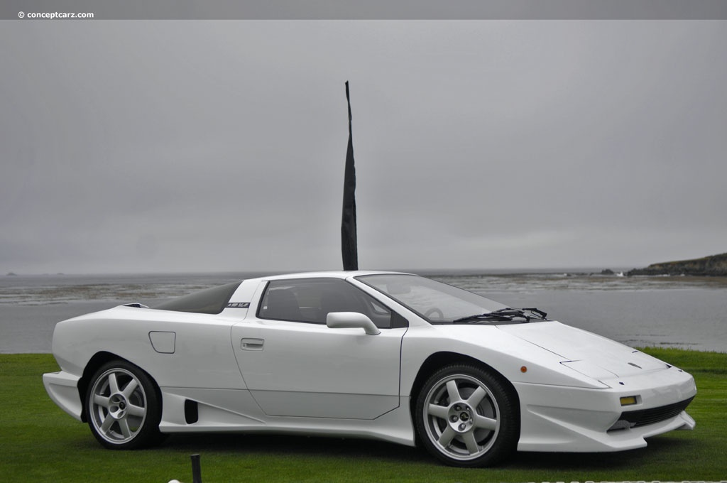 1990 Lamborghini P140 Prototype Conceptcarz Com