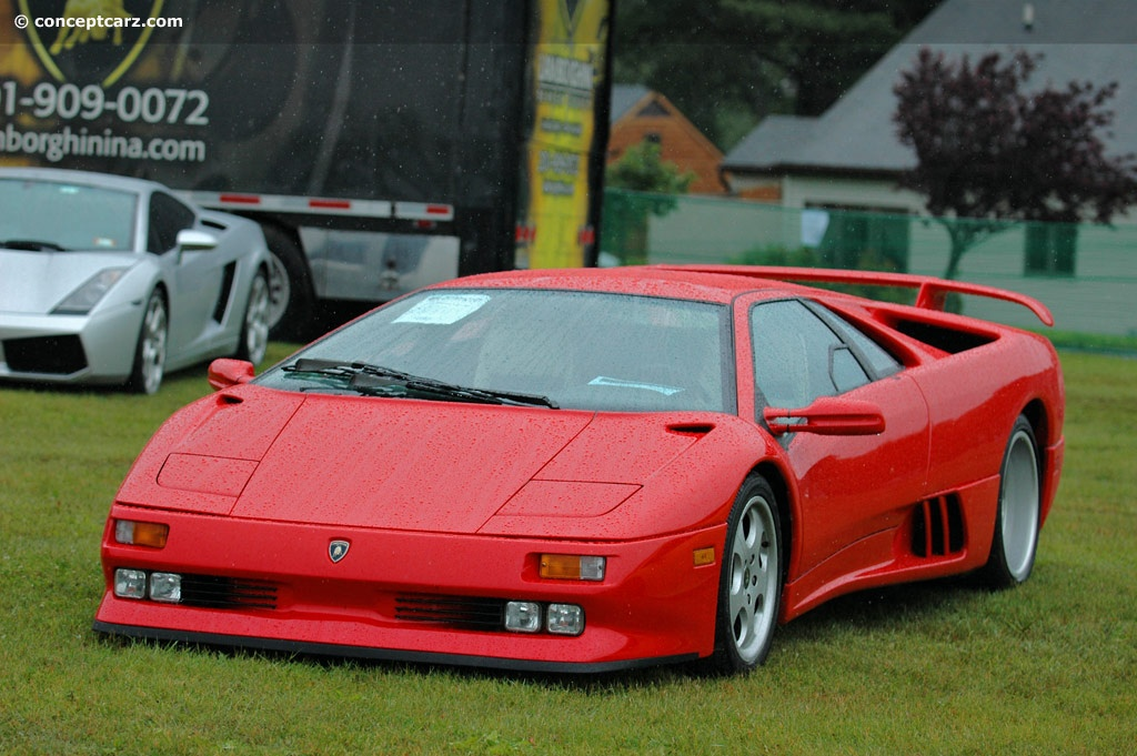 1994 Lamborghini Diablo Se30 Pictures History Value