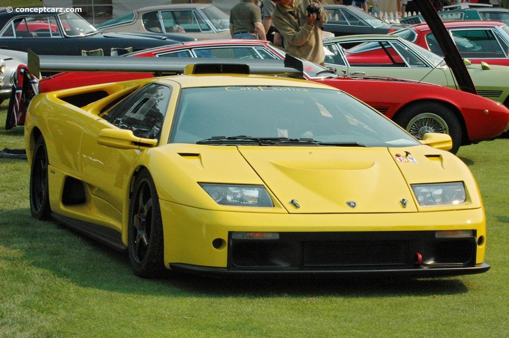 2000 Lamborghini Diablo Gtr Image