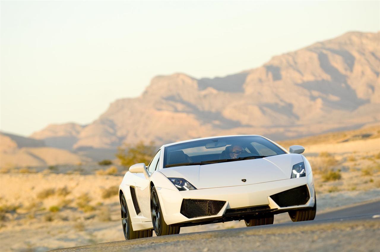 2012 Lamborghini Gallardo LP 560-4 Image