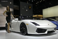 2009 Lamborghini Gallardo LP 560-4 Spyder image.