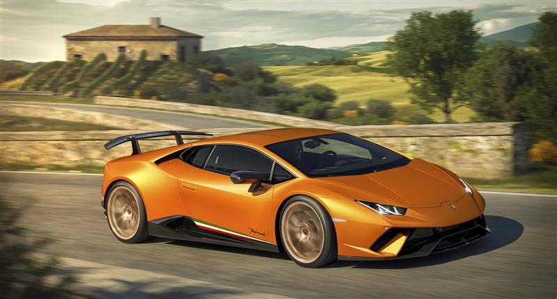 2017 Lamborghini Huracán Performante Image