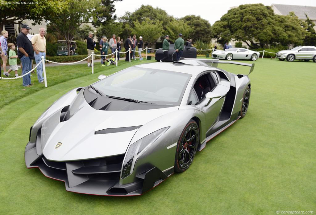 2013 Lamborghini Veneno Image