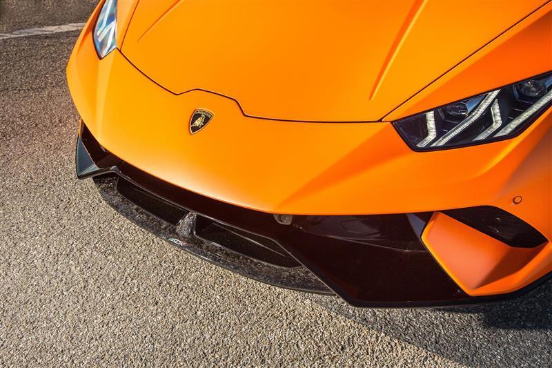 2017 Lamborghini Huracán Performante