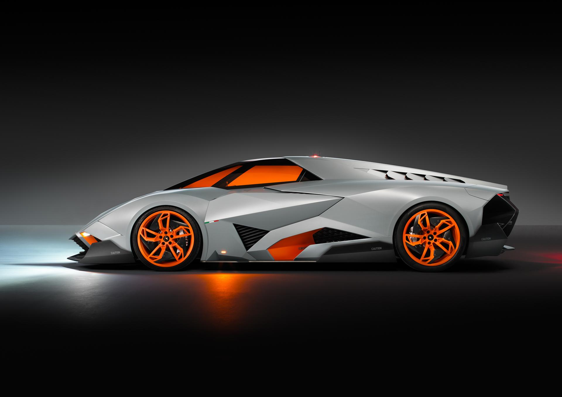 2013 Lamborghini Egoista Concept Technical Specifications